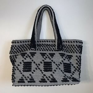 Love Binetti Large Nubby Tote Boho Bag Free People